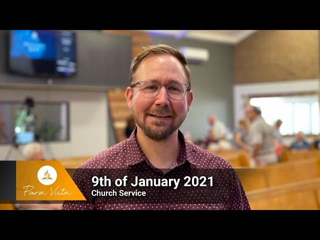 9th January 2021 | One Day or Day One | Braden Blyde
