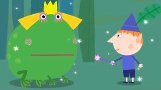 Ben und Hollys Kleines Königreich Deutsch | Frosch Rülpsen! | Cartoons für Kinder