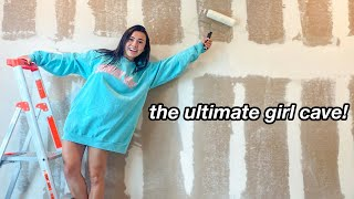 the ultimate girl cave room transformation!