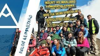 Climb Kilimanjaro with Dig Deep