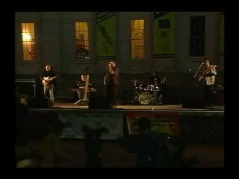 FUNKY G AND THE GROOVE MACHINE - URBAN NIGHTS 2012