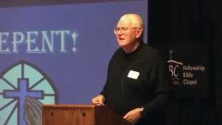 David Hocking: Repentance [2014 Columbus Bible Prophecy Conf #1]