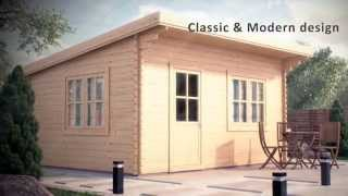 Quick Garden® Log Cabins Introduction Video