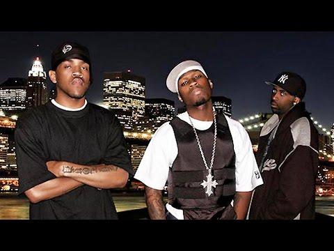 50 Cent Ft Lloyd Banks  These Niggas Aint Hood Classic Bang Em Smurf Diss @50Cent @LloydBanks