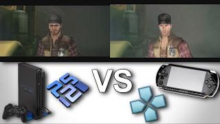 Silent Hill: Origins (PS2 vs PSP) Problemas no PCSX2, filtro e tradução.