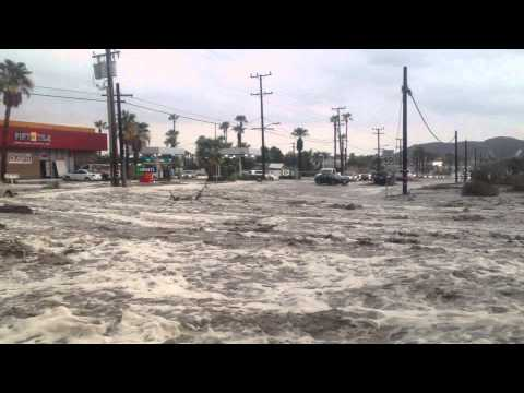 Cathedral City flood 4
