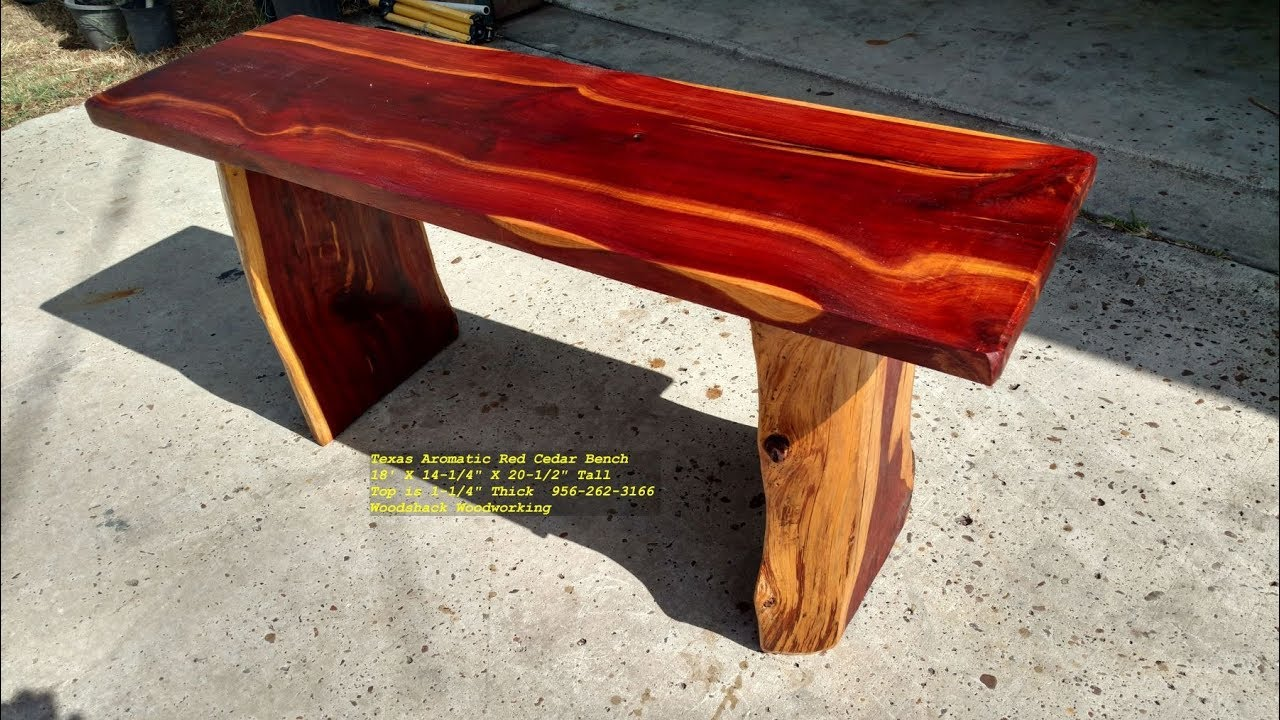 Aromatic texas red cedar mesquite wood projects youtube