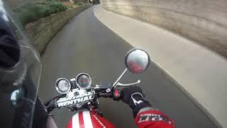 Suzuki Bandit 600 GoPro Hero HD Test In Killiney