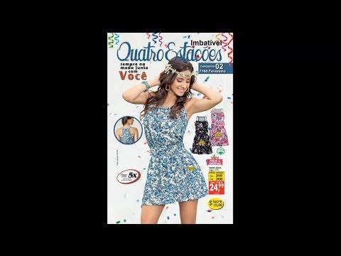 Revista Quatro Estações - C. 2 - Fevereiro / 2017
