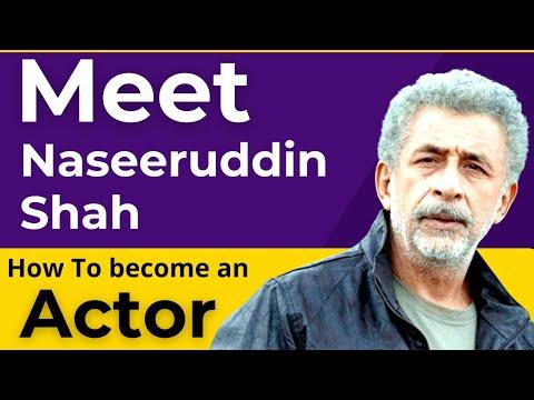 Acting Advice Part 1| Naseeruddin Shah - 啶忇啷嵿啶班啶� 啶曕 啶侧た啶� 啶膏げ啶距す | Joinfilms