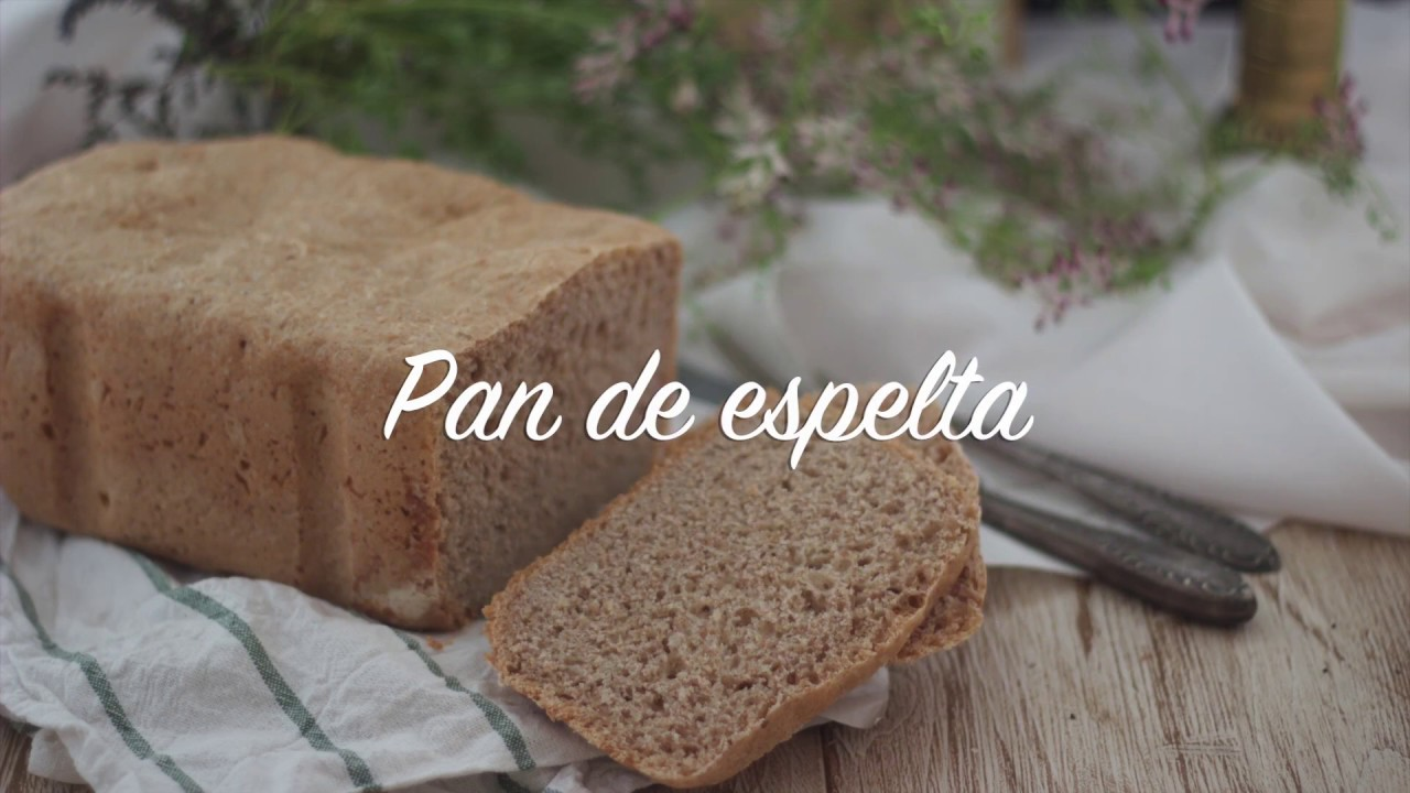 Espelta panificadora integral pan