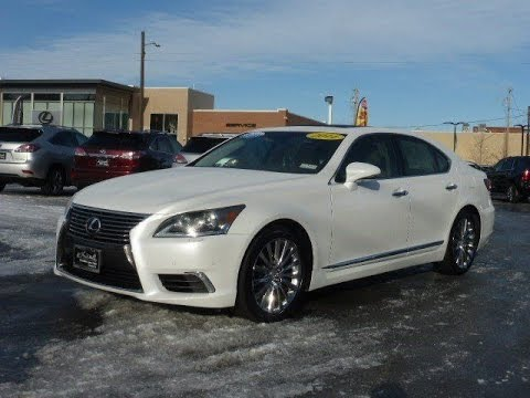 Lexus LS460 Review