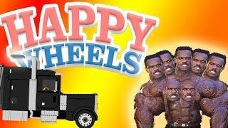 Непобедимый Нига! (Happy Wheels С Фростом!) №5