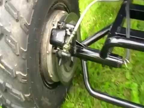 Спортивный квадроцикл Suzuki АТ 250, Спортивные квадроциклы .