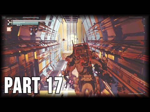 The Surge - 100% Walkthrough Part 17 [PS4] – Research and Development (NG+)