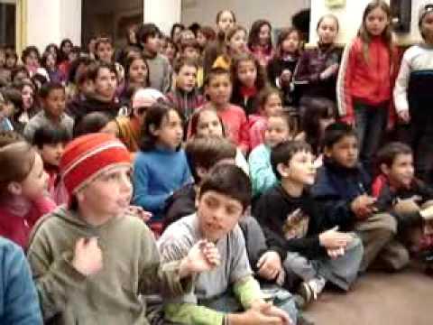 Gabriel Guerra - Querência Amada - Visitando escolas em Canela