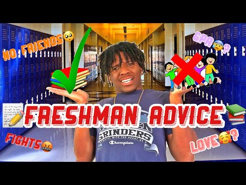 Dear Freshman‼️ 100% TRUE FRESHMAN ADVICE AND TIPS | HOW TO SURVIVE HIGHSCHOOL | Back To School 2019