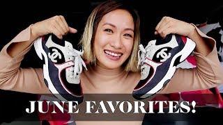 June Favorites 2018 | Laureen Uy