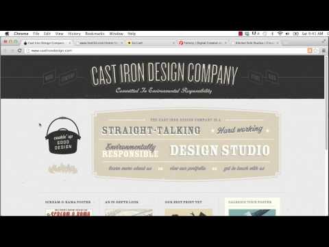 Mastering Retro Web Design: What is retro design?