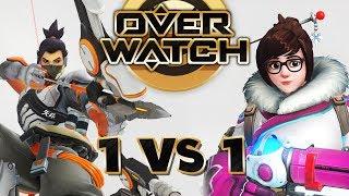 Das neue 1 vs 1! | OVERWATCH thumbnail