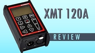DMX Tester SWISSON XMT 120A Reviewed by SIRS-E