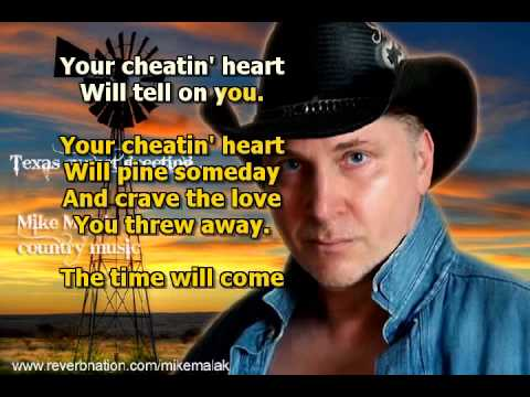 Your Cheatin' Heart Lyrics