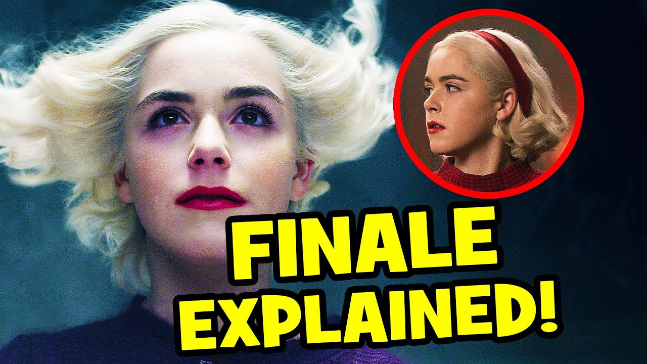 Download CHILLING ADVENTURES OF SABRINA Season 4 Ending Explained + Cancelled Season 5 Theories