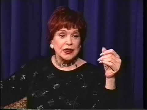 Annie Ross Interview by Monk Rowe - 1/13/2001 - NYC