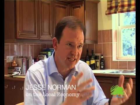 Jesse Norman on the Local Economy