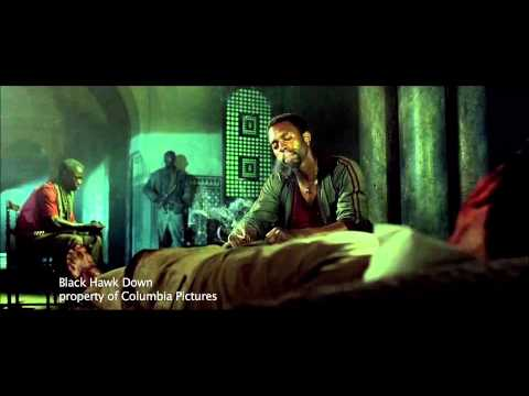 Black Hawk Down-Treva Etienne