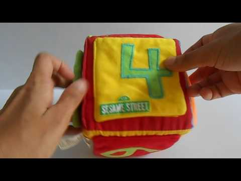 Sesame Street Shapes & Colors Activity Cube / www.folk-ferrari.pantown.com