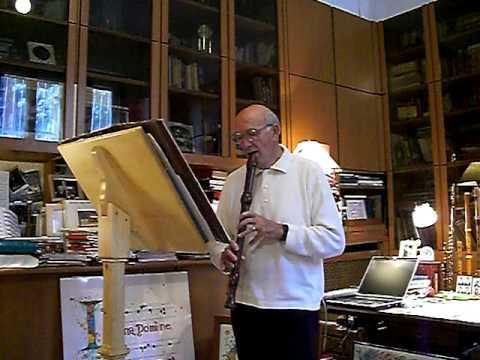 O Virgo splendens in monte. Antifona o canone, Libre Vermell, studio di Giovanni Vianini, Milano