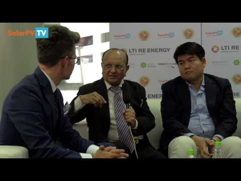 The Role of India in Global Solar & Cleantech Revolution - B