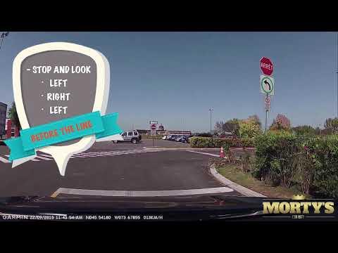 Morty's Driving School: Henri-Bourassa SAAQpractice exam