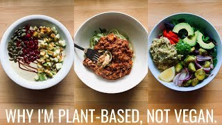 WHAT I EAT for Balanced Hormones & PCOS on a Plant-Based Diet