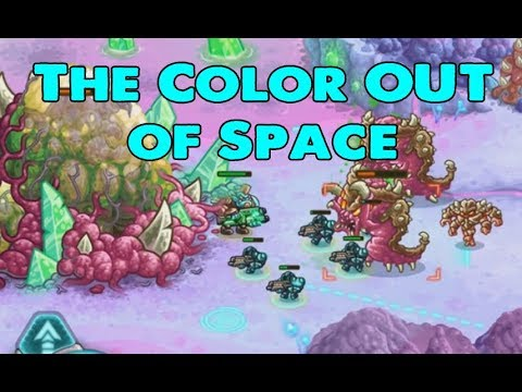 Iron Marines Spec Ops - The Colour Out of Space - RIDICULOUSNESS