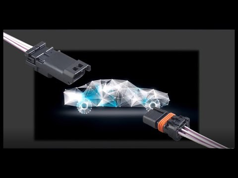 Launch of New Connector Line: The MX80 Series of Compact Waterproof Automotive In-line Connectors