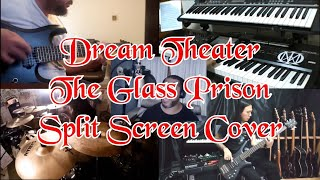 The Glass Prison - Dream Theater Split Screen Cover