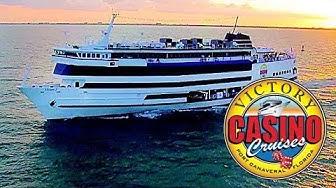 Victory Casino Cruises Real Walk Thru of the Ship 2018 Orlando Florida Trip