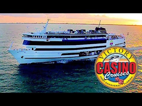 Victory Casino Cruises Real Walk Thru of the Ship 2018 Orlando Florida Trip