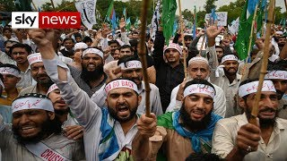 Baixar Thousands vent anger over Kashmir at Pakistan protest