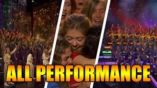 Voices of Hope America's Got Talent 2018 (season 13)Semifinalist ALL Performances|GTF