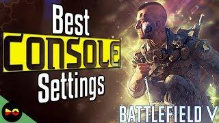 المعركة 5: أفضل إعدادات وحدة التحكم الدليل (BFV - Xbox One و PS4 إعدادات النصائح والحيل)
