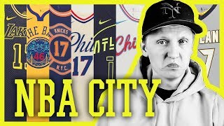 Alle 30 NBA CITY TRIKOTS von NIKE (Reaction)