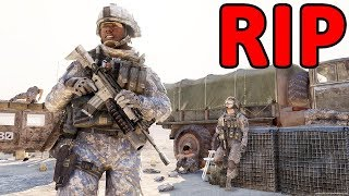 RIP MW2 MULTIPLAYER.... (SHOCKING UPDATE)