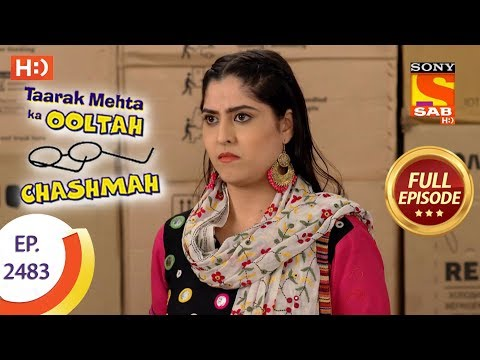 Taarak Mehta Ka Ooltah Chashmah – Ep 2483 – Full Episode – 6th June, 2018