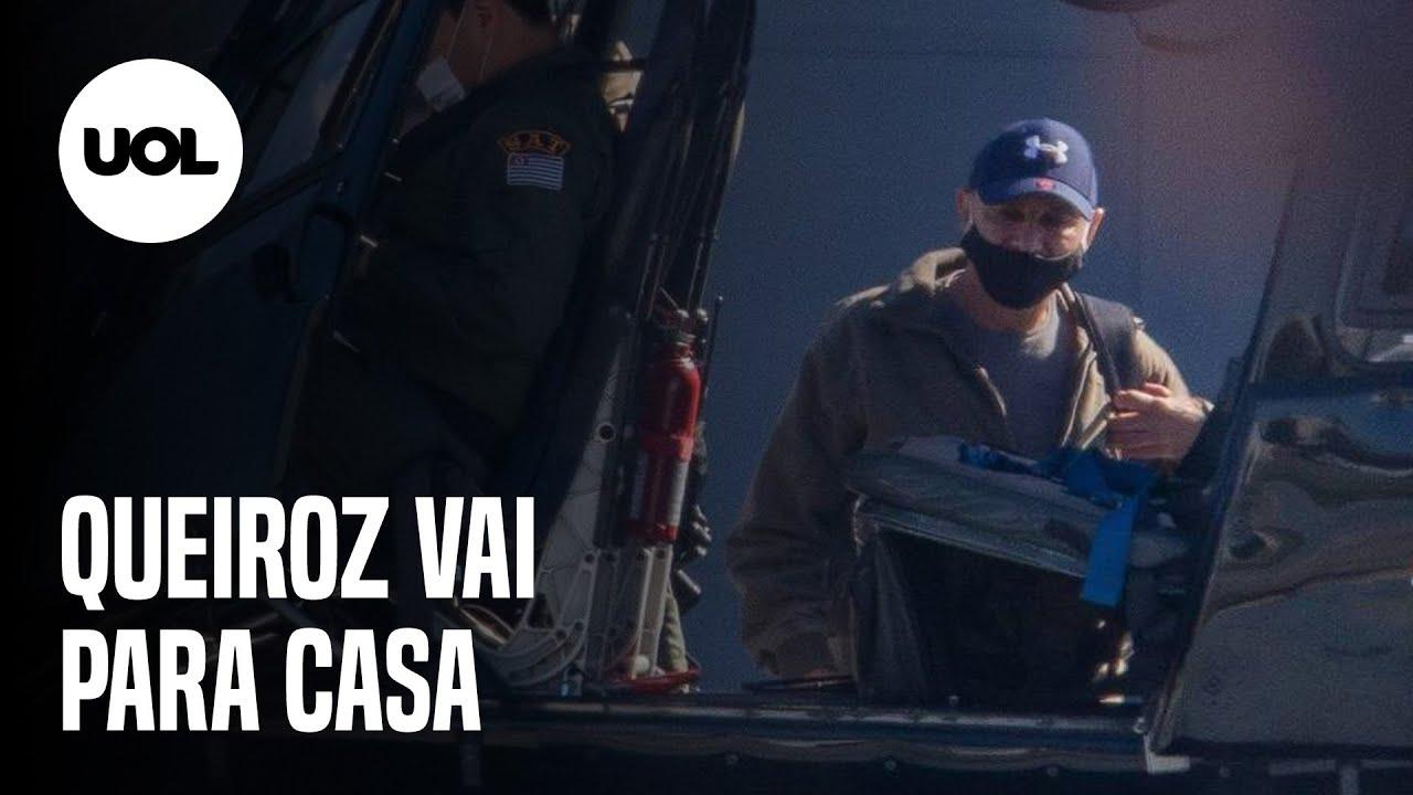 CASO QUEIROZ: COMO SERÁ A PRISÃO DOMICIALIAR DO EX-ASSESSOR DE FLÁVIO BOLSONARO - online