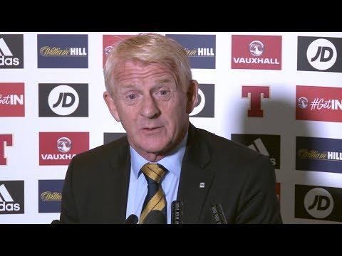 Scotland Manager Gordon Strachan Announces Scotland Squad For Slovakia & Slovenia Games