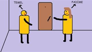 Temel'in Ev Hikayesi | Paint Terk