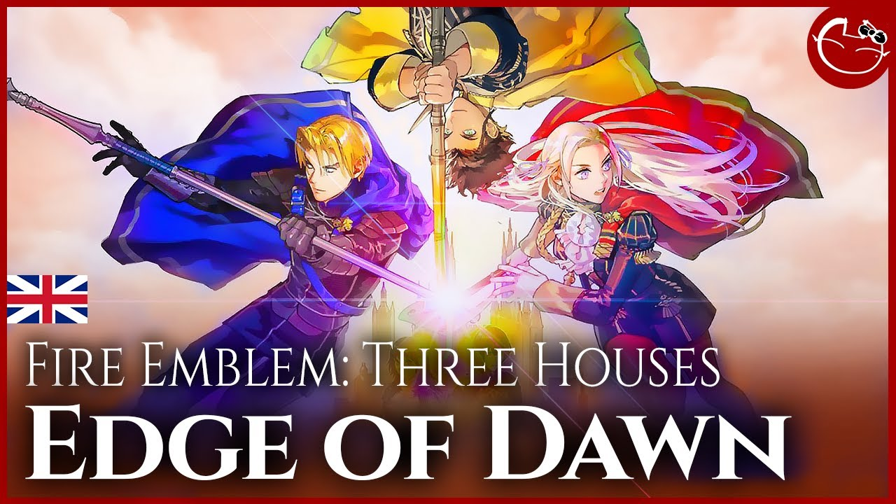 The Edge of Dawn【Fire Emblem】ENGLISH COVER by Dress Up Town